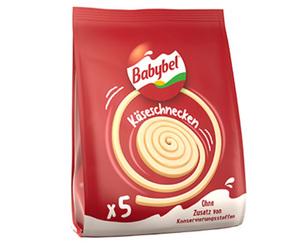 Babybel®  Käseschnecken