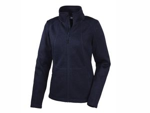 CRIVIT® Damen Strickfleece-/Stretchjacke