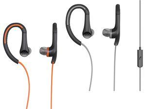 MOTOROLA Earbuds Sport kabelgebundener In-Ear Kopfhörer inkl. Freisprecheinrichtung