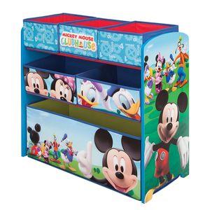 Spielzeugregal Mickey Mouse, Delta Children