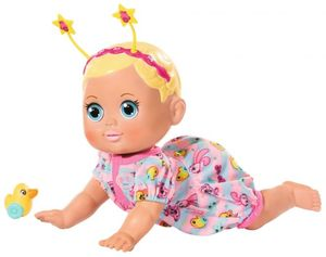 Baby Born - Funny Faces - Krabbelnde Babypuppe