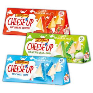 Milkana Cheese Up