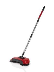 Bodenkehrer rot Clean Maxx