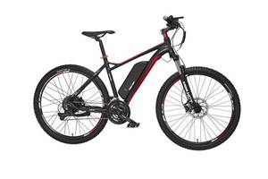 E-Bike MTB Herren 27,5, 24-Gang Proline EM 1726-S1 inklusive GPS - Navigation Teasi One 3 FISCHER