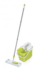 Leifheit Bodenwischer Combi Clean Set M