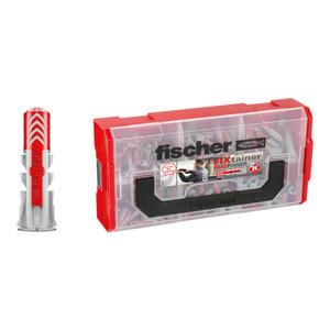 fischer Dübel-Set Vorteils-Box FIXtainer DUOPOWER 190-teilig