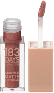 183 DAYS by trend IT UP Lipgloss Shimmer Matte Lipcream 040