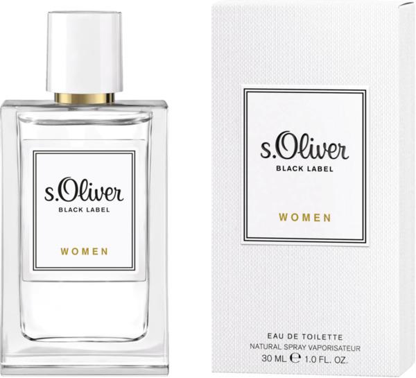 Bestbewertet authentisch offizieller Laden Verkauf Einzelhändler s.Oliver Eau de Toilette Black Label women von dm ansehen!