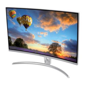 "MEDION AKOYA P57850     68,6 cm (27"") Curved Monitor mit LED-Backlight-Technologie"
