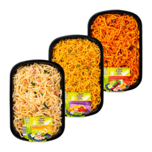 ASIA GREEN GARDEN     Asiatisches Nudelgericht