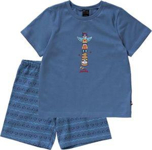 CAPT´N SHARKY Schlafanzug Gr. 104 Jungen Kleinkinder