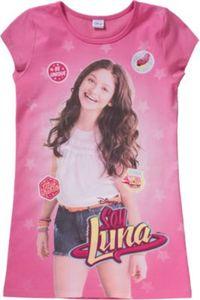 Disney Soy Luna Kinder Nachthemd Gr. 128 Mädchen Kinder