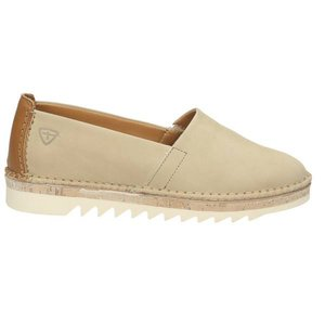 Damen Slipper, beige