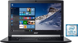 Acer A717-71G-55K6 Notebook (43,94 cm/17,3 Zoll, Intel Core i5, 1000 GB HDD, 256 GB SSD)