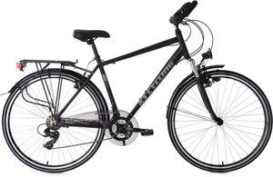 KS Cycling Trekkingrad »Metropolis«, 21 Gang Shimano Tourney Schaltwerk, Kettenschaltung