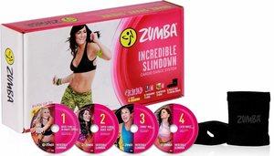 Zumba® Fitness Workout-DVD-Set, 5teilig, »Incredible Slimdown«