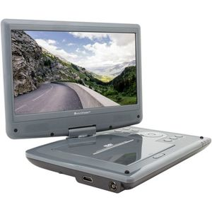 schwarz; Kinder DVD-Player mobil