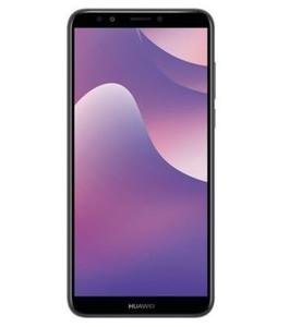Huawei Smartphone Y7 2018 ,  16GB, schwarz