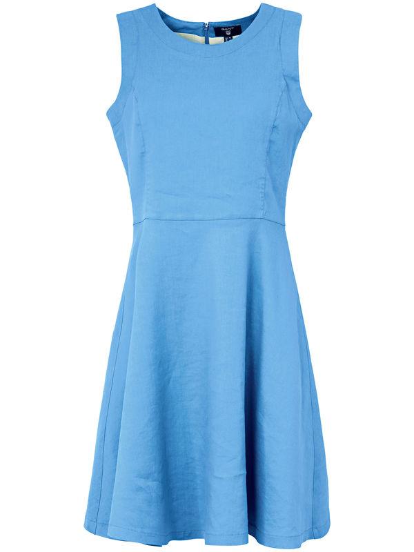 bester Preis Sonderpreis für Turnschuhe Ärmelloses Kleid GANT blau