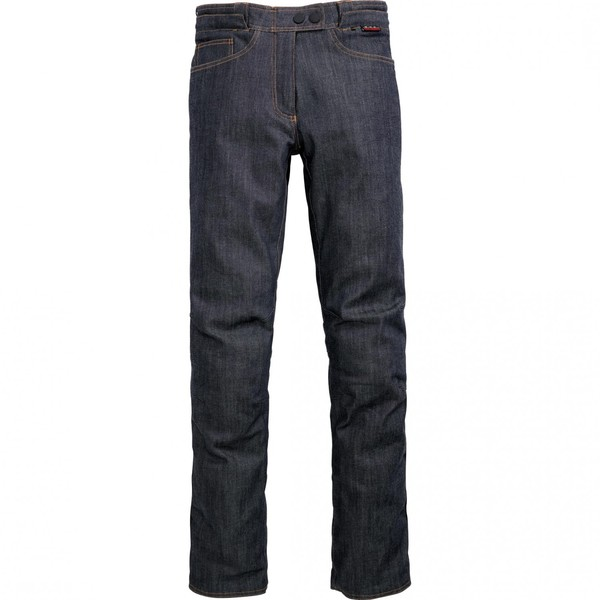 Spirit Motors            Damen City Textil Hose 2.0 blau
