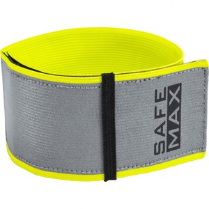 Safe Max            Reflex Armband 1.0, 2er-Set gelb