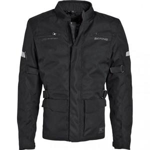 Bering            Lucas Textil Motorradjacke schwarz 3XL