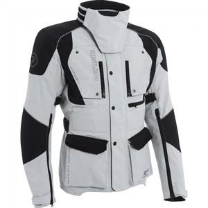 Bering            Rando Textil Motorradjacke schwarz/grau L