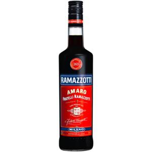 Ramazzotti Amaro 30% Vol. oder Aperitivo Rosato 15% Vol.,