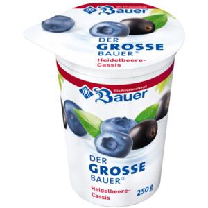 Bauer Fruchtjoghurt oderJoghurt Drink