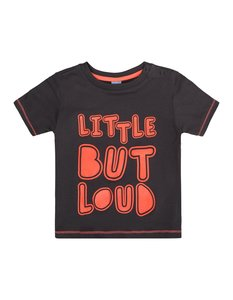 Baby T-Shirt mit Message-Print