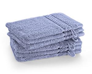 ONEWORLD®  Waschhandschuhe, 6Stück