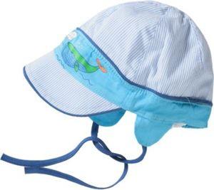 Schirmmütze zum Binden Gr. 48 Jungen Kleinkinder