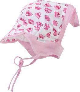 Baby Kopftuch mit UV-Schutz Gr. 47 Mädchen Baby