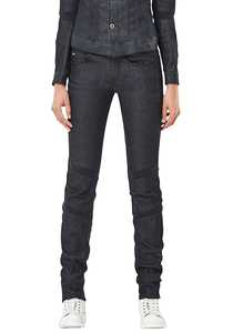 G-Star Motac Deconstructed 3D Mid Skinny - Jeans für Damen - Blau