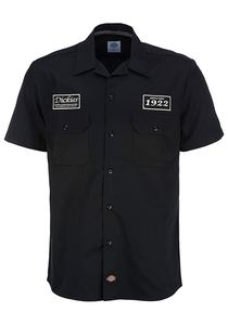 Dickies North Irwin - Hemd für Herren - Schwarz