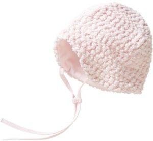 Baby Mütze zum Binden Gr. 44 Mädchen Kinder