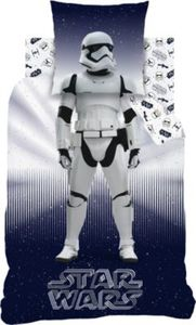 Wende- Kinderbettwäsche Star Wars Stormtrooper, 135 x 200 cm