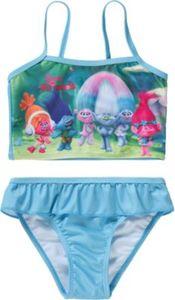 TROLLS Kinder Bikini Gr. 104 Mädchen Kleinkinder