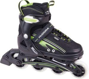 Inliner Sport 215 schwarz/grün Gr. 29-32