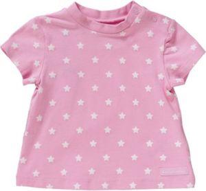 Baby T-Shirt Sterne Gr. 74 Mädchen Baby