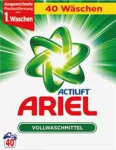Ariel Pulver oder flüssig