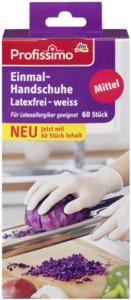 Profissimo Einmal-Handschuhe latexfrei