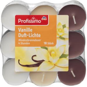 Profissimo Duft-Lichte Vanille