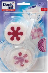 Denkmit WC Reiniger Duftstein Lotus-Blüte