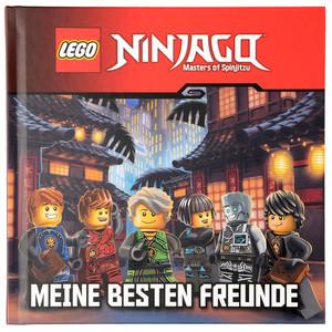 LEGO Ninjago Freundebuch