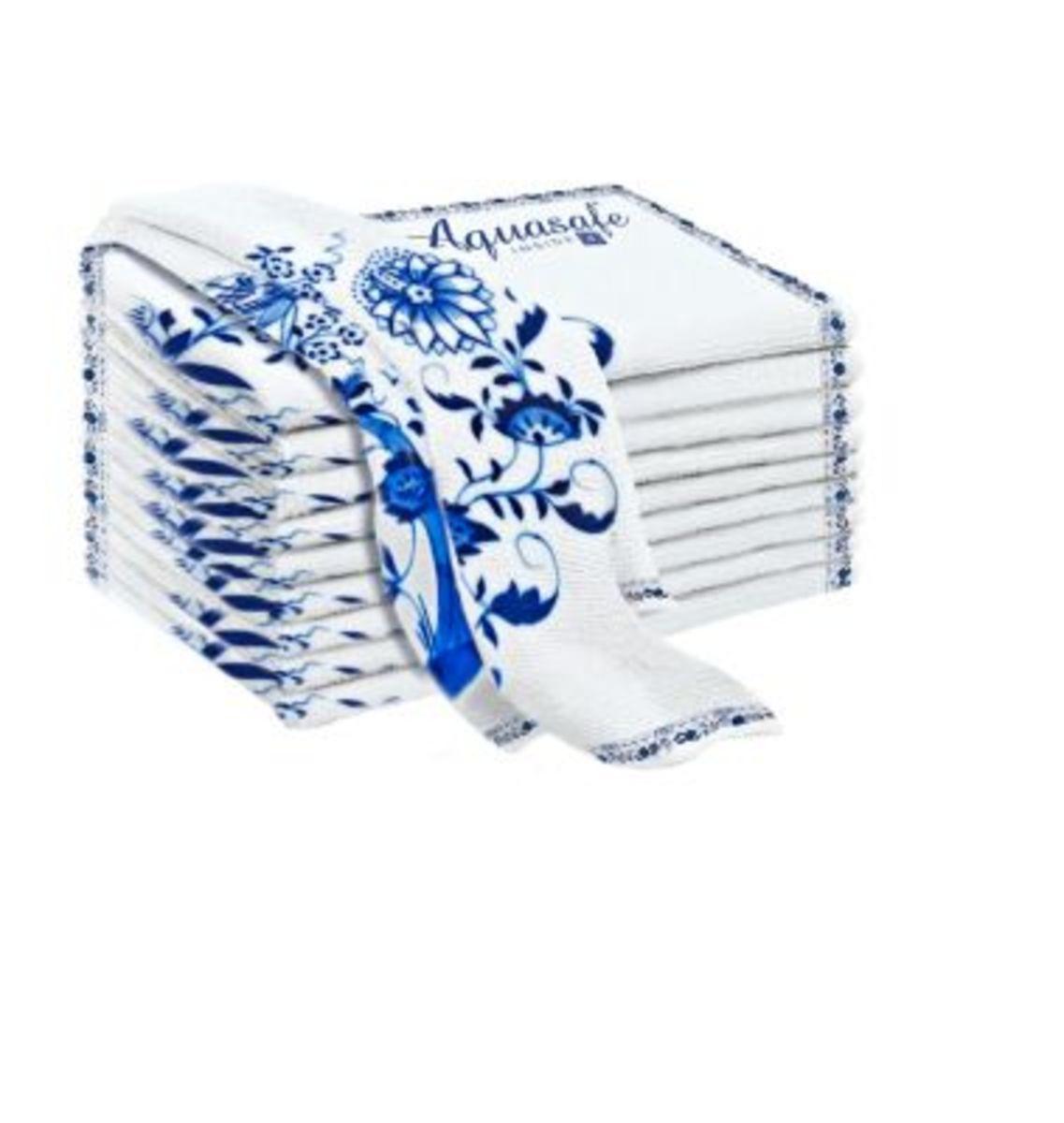 """Bild 1 von Aquasafe Geschirrhandtücher """"Zwiebel"""", 10tlg."""