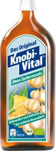 Knobi-Vital ohne Zuckerzusatz
