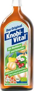 Knobi-Vital mit Weißdorn und Holunder