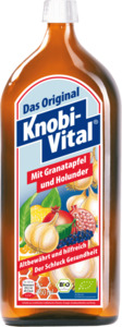 Knobi-Vital mit Granatapfel und Holunder
