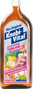 Knobi-Vital mit Ingwer und Holunder